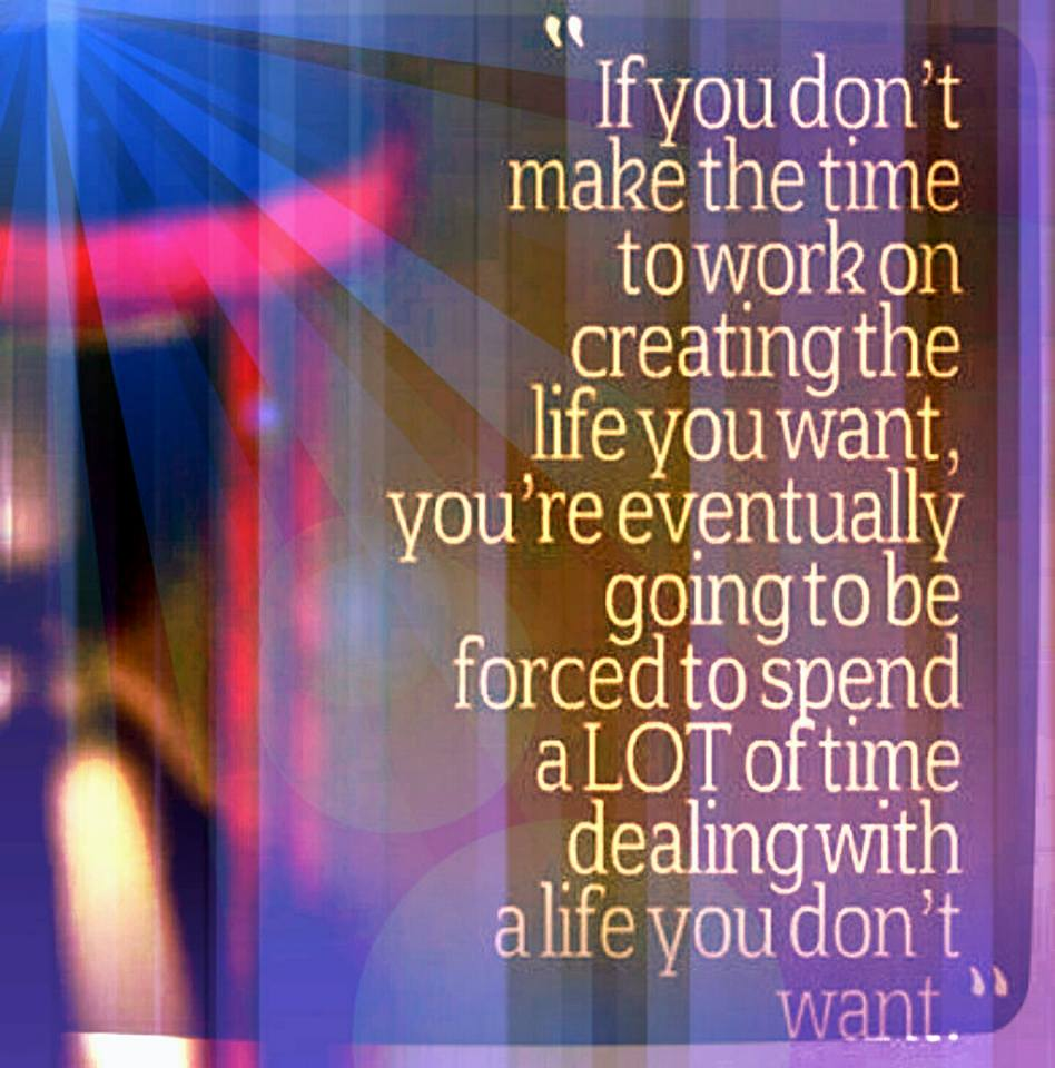 Make your life quote