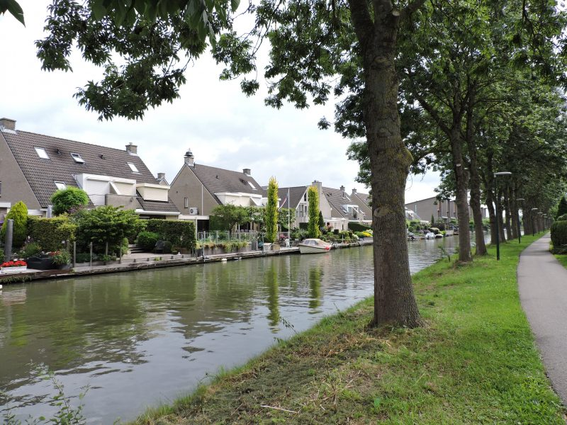To Oudewater to meet my feight*